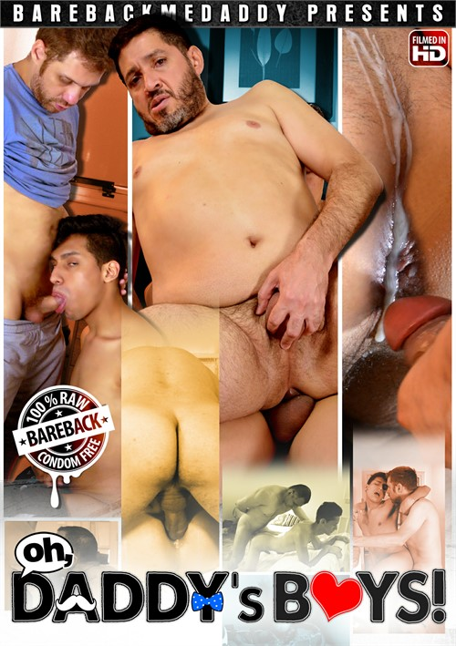 Oh, Daddy's Boys! Boxcover