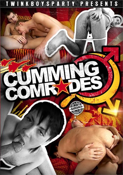 Cumming Comrades Boxcover