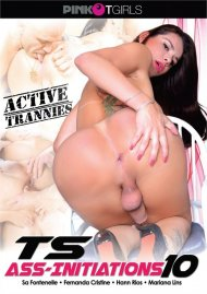 TS Ass-Initiations 10 Porn Movie