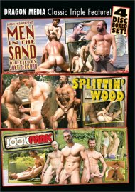 Dragon Media Classic Triple Feature: Men in the Sand, Splittin' Wood, Jock Park image