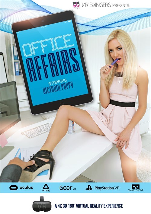 Office Affairs Boxcover