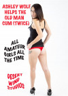 Ashley Wolf Helps The Old Man Cum (Twice) Boxcover