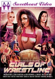Girls Of Wrestling streaming porn video from Sweetheart Video.