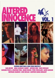 Altered Innocence: Vol. 1 gay cinema DVD.