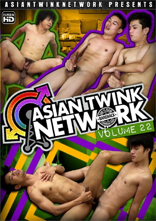 Asian Twink Network Vol. 22 Boxcover