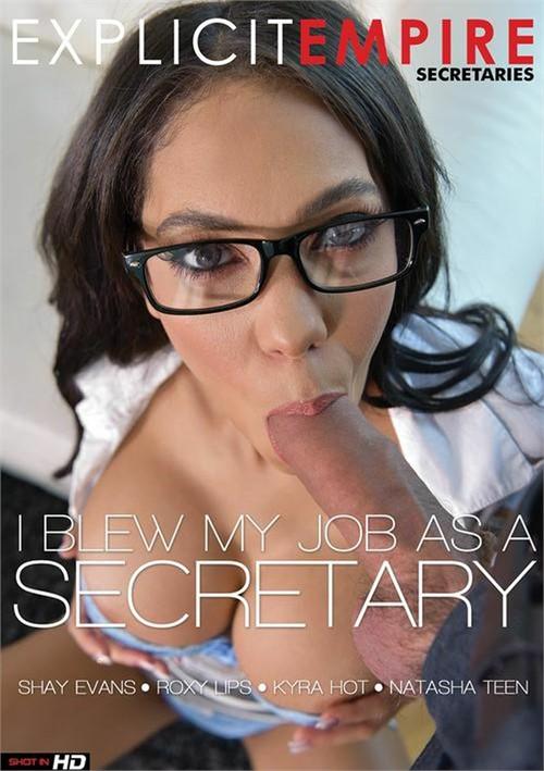 I Blew My Job As A Secretary