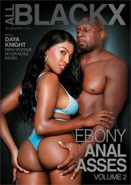 Ebony Anal Asses Vol. 2 image