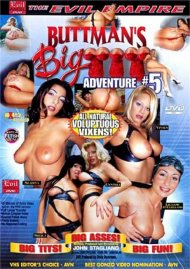 Buttmans Big Tit Adventure #5 Porn Movie