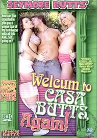 Seymore Butts' Welcum to Casa Butts Porn Video