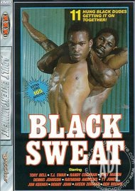 Black Sweat Porn Video