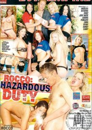 Rocco: Hazardous Duty Porn Movie