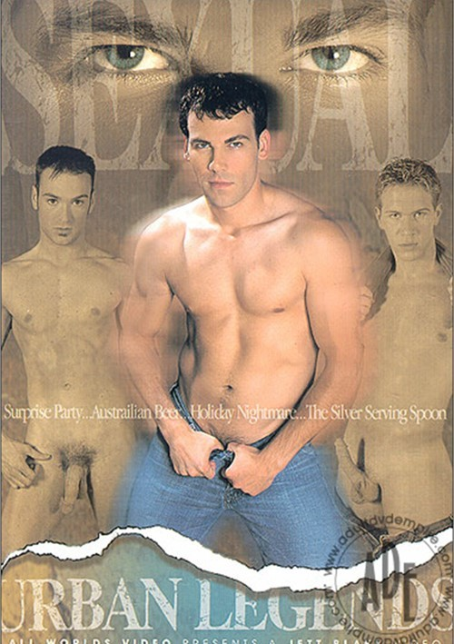 Sexual Urban Legends Boxcover