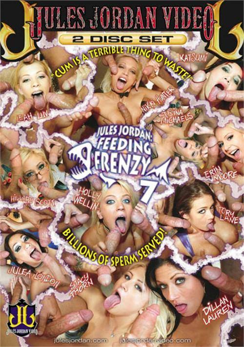 Feeding frenzy porn