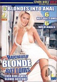 Bucking Blonde Bottoms image