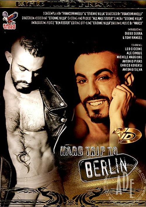 Hard Trip to Berlin Boxcover