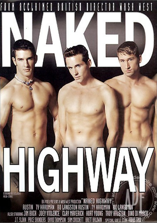 Naked Highway Cover Front