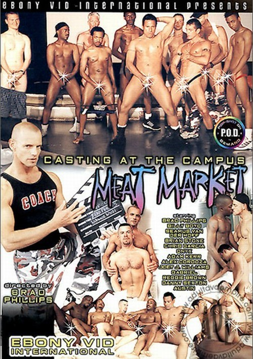 Casting at the Campus Meat Market Boxcover