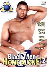 Black Men Home Alone #2 image