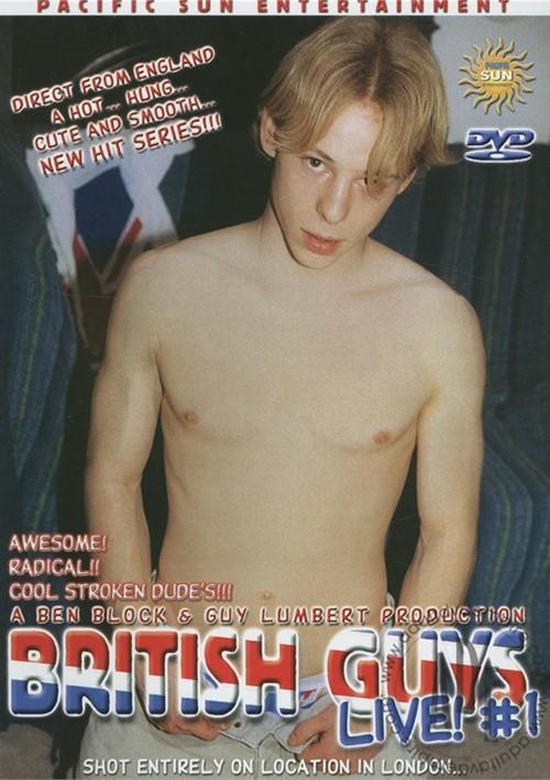 British Guys Live #1 Boxcover