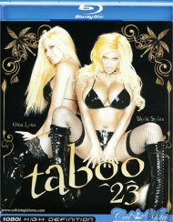 Taboo 23 Blu-ray Movie