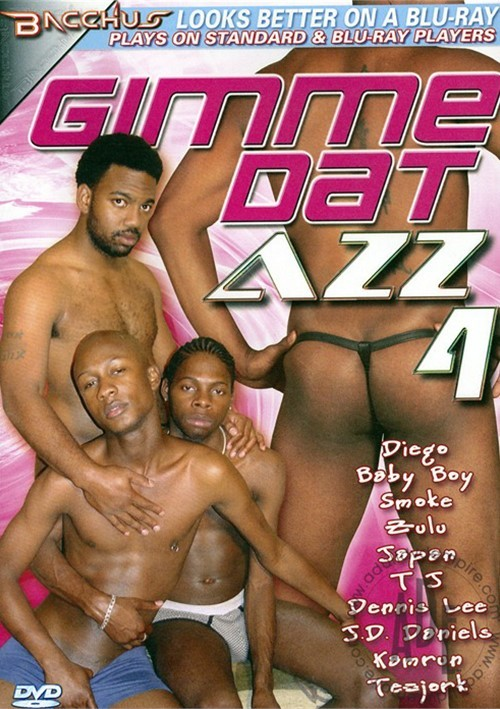 Gimme Dat Azz 4 Boxcover