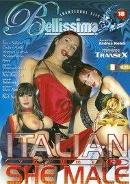 Italian She Male #9 Porn Video