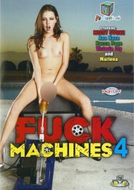 Fuck Machines 4 Porn Video