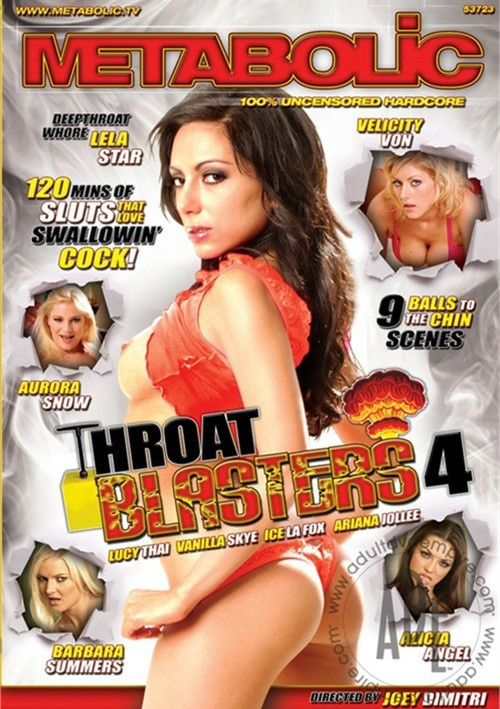 Metabolic- Throat Blasters 4
