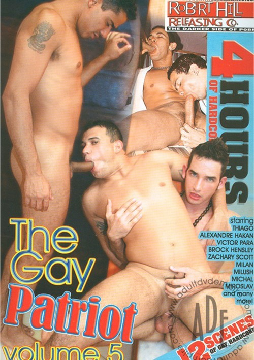Gay Patriot Vol. 5, The Boxcover