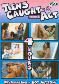 Teens Caught In The Act 8 Porn Video