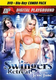 Swingers Retreat (DVD + Blu-ray Combo) Porn Movie