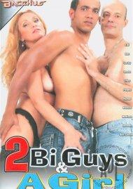2 Bi Guys & A Girl Porn Video