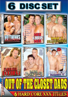 Out Of The Closet Dads 6-Pack Porn Movie