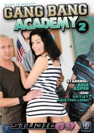 Gang Bang Academy Vol. 2