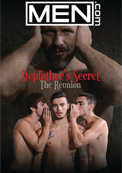 Stepfathers Secret The Reunion Cover Front