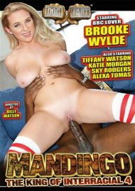 Mandingo: The King Of Interracial 4 Porn Movie