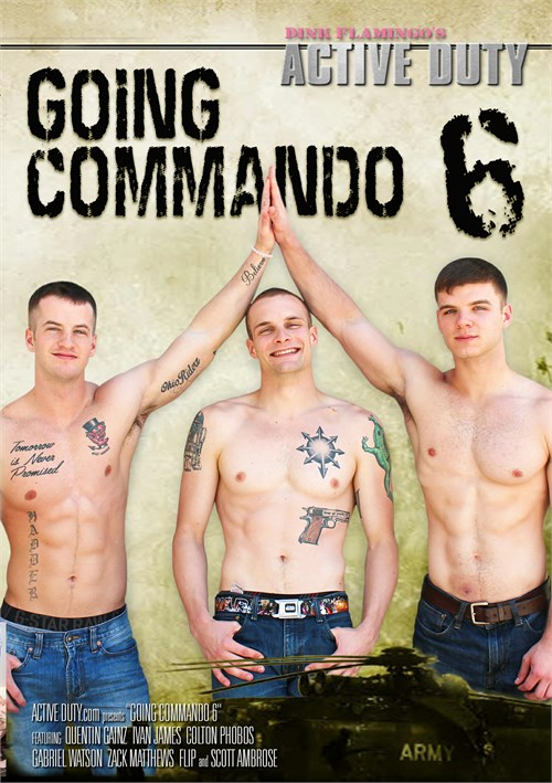 Going Commando 6 Boxcover