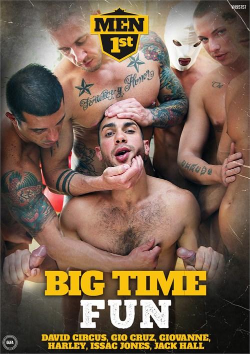Big Time Fun Boxcover
