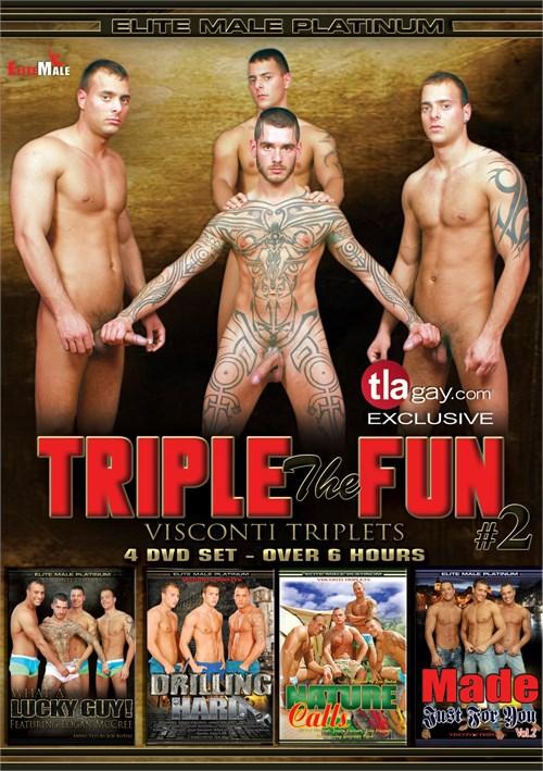 Triple the Fun 2: Visconti Triplets