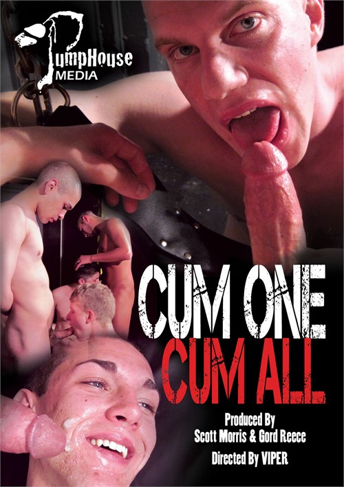 Cum One Cum All Boxcover