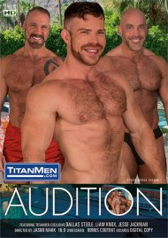 Audition HD gay porn streaming video from TitanMen.