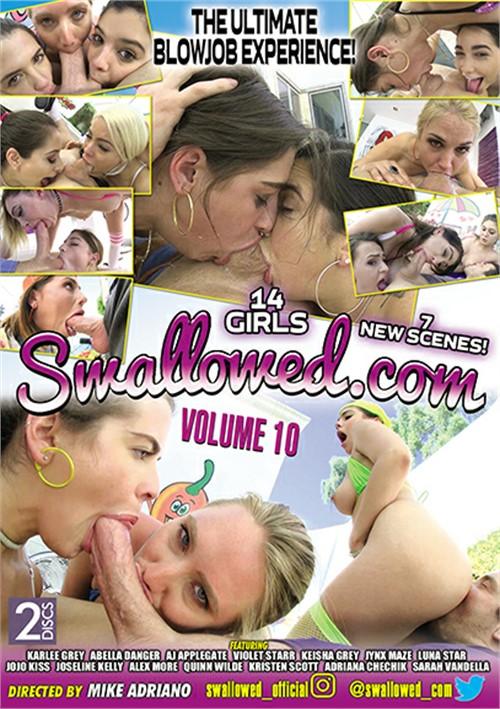 Swallowed.com Vol. 10