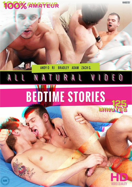 Bedtime Stories Boxcover