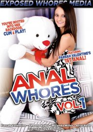 Anal Whores Vol. 1 image