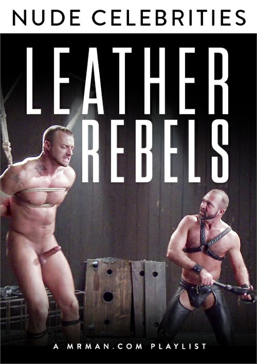 Leather Rebels Boxcover