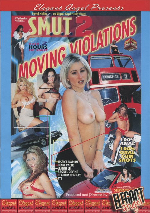 S.M.U.T. 2: Moving Violations Boxcover