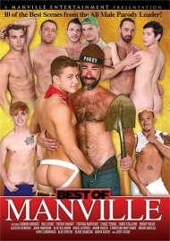 Best Of Manville gay porn DVD from Manville Entertainment