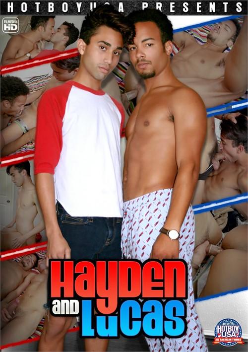 Hayden & Lucas Boxcover