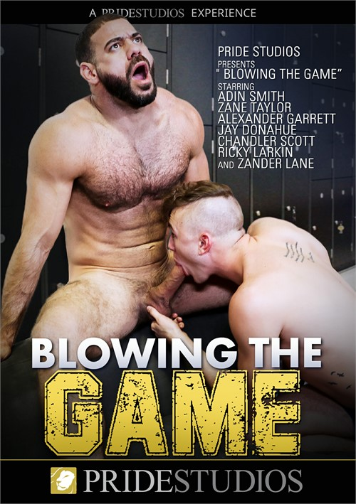 Blowing The Game Cover Front