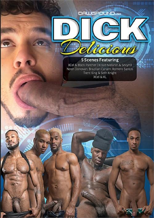 Dick Delicious Boxcover